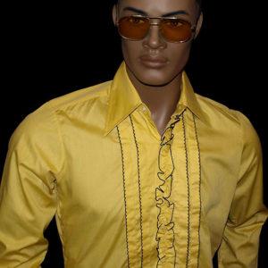 vintage tux shirt