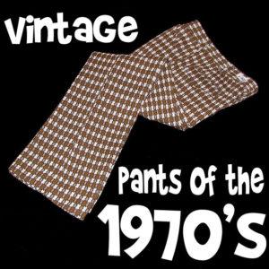 70s fashion pants