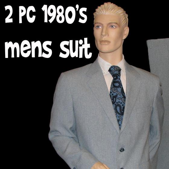 1980s mens suit