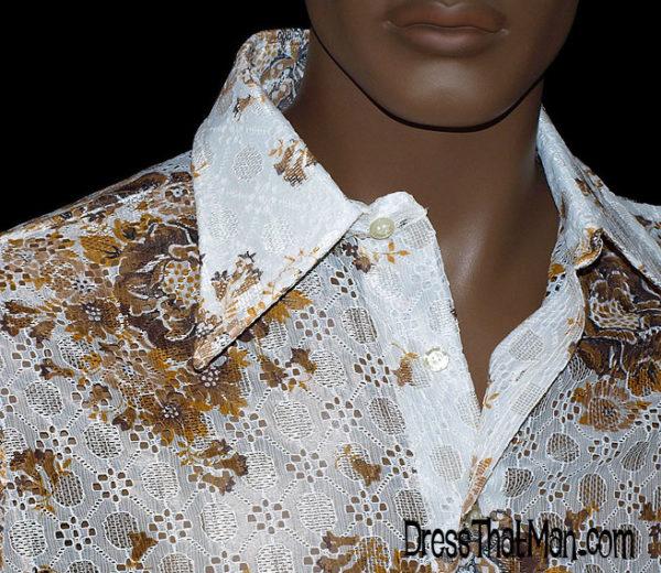 70s collar shirts